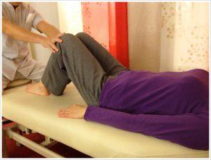 品川区腰痛専門のハートリィ整体院腰痛 整体3