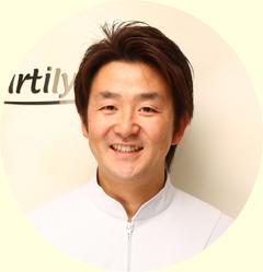 武蔵小山|腰痛専門|ハートリィ整体院 院長|狩野裕